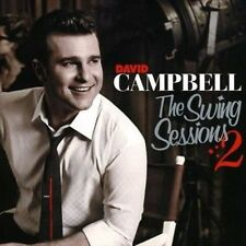 Swing Sessions 2 - Campbell,David CD-JEWEL CASE