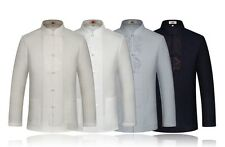 Men New Arrival Jacket Chinese Traditional Kung-Fu Coat Outerwear S M L XL 2XL 3