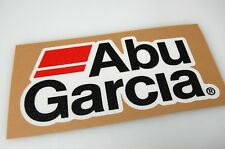 Abu Garcia - Bass Boat Carpet Graphic - Multiple Sizes - Decal Logo