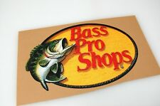 Bass Pro Shop - Bass Boat Carpet Graphic - Multiple Sizes - Decal Logo