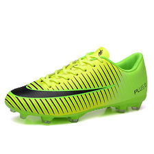 NEW Men's AG TF Soccer Shoes Soccer Cleats Mens Football Athletic Shoes