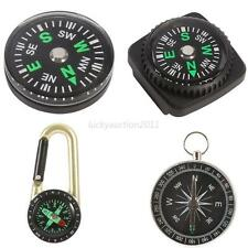 NEW Mini Portable Pocket Compass for Camping Hiking Outdoor Sports Navigation