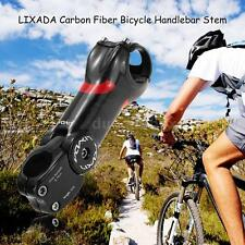 MTB Bicycle Bike Handlebar Stem 90/100/110/120/130mm 31.8mm Carbon Fiber J4N4
