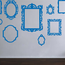 The Decal Guru Antique Picture Frames Wall Decal
