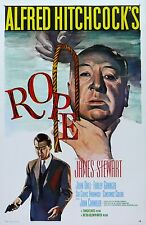 """""""ROPE"""" Alfred Hitchcocks Vintage 1948 Movie Poster A1A2A3A4Sizes"""