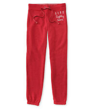 aeropostale womens aero eighty seven classic cinch sweatpants