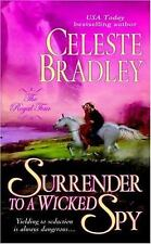 Surrender to a Wicked Spy (The Royal Four, Book 2)