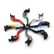 CNC Folding Extending Brake Clutch Levers For BMW HP2 Enduro 2005-2008 2006 2007