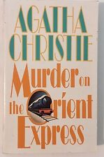 Murder on the Orient Express by Agatha Christie Hercule Poirot Mysteries Book 11