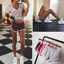 Womens Summer Casual Sexy Running Sports Shorts Gym Fitness Yoga Beach Hot Pants
