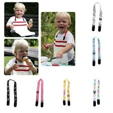 Cute Bib Clips Blanket Clips for Baby Feeding Towel Napkin Apron Pinny Strap