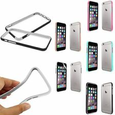 NEW SILICONE TPU BUMPER CASE COVER FOR iPHONE 6 4.7 Air