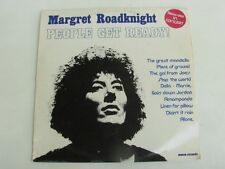 Margret Roadknight - People Get Ready - SIGNED OZ LP