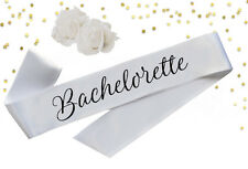 Party Sash Personalized Sash Customized Birthday, Bachelorette Bride Personalise