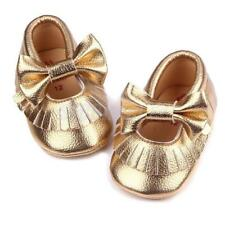 Lovely Baby Shoes Soft Soled Leather Moccasins Anti-skid Infant Toddler Shoes