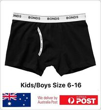 New BONDS Cotton Kids Boys Guyfront Underwear Trunk Size6-16