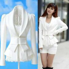 New Womens Ladies Fashion Slim Casual Business Blazer Suit Jacket Coat Outwear