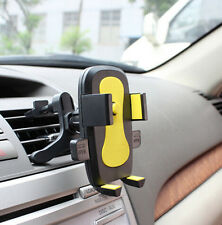 For iPhone Cradle Car Air Vent Holder Stand Cellphone Samsung Mobile Phone Mount