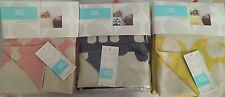 Orla Kiely Baby Blanket Reversible 100% Cotton Trains, Elephants, Flowers