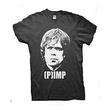 New P Imp Tyrion Lannister T Shirt New TV Show Game of Thrones Pimp S M L XL XXL