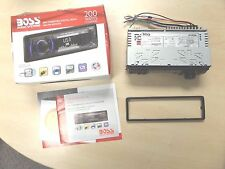 BOSS Audio 612UA In-Dash Single-Din USB SD MP3 Player Receiver NEW OPENBOX