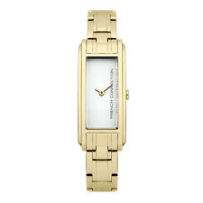 Fcuk Analog Casual   Gold US Ladies Watch FC1181GM