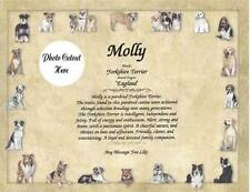 Personalized Pet Breed Name Meaning For Dog Gift Idea