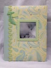 "BABY MEMORY KEEPSAKE BOOK by C.R. Gibson -  ""NEW"" Free Shipping"