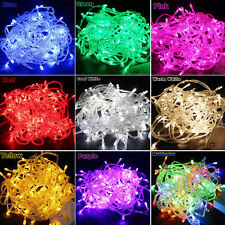 Wholesale 10M/20M 100/200LED Bulbs Christmas Fairy String XMAS Lights Waterproof