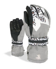 Level Gloves Snowboard gloves Bliss Oasis grey Primaloft
