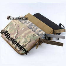 1X Airsoft Tactical Military Portable Handgun Holster Pistol Carry Bag Pouch