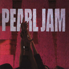 Ten by Pearl Jam (CD, Aug-1991, Epic Associated) used CD