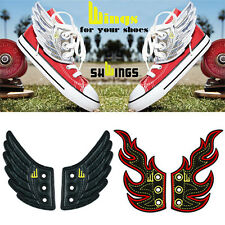 Brand New SHWINGS Wings For Shoes Official Designer Shwings Various Colors