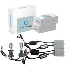 CANBUS Free 12V 55W AC Bi-Xenon HID Headlight Conversion Kit H4 Hi Lo Bulbs S60