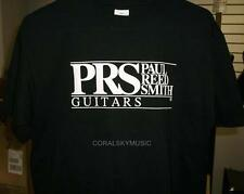 Paul Reed Smith Guitars PRS Logo Officially Licensed T Shirt Tee Shirt