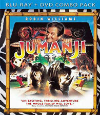 Jumanji (2 Disc, Blu-ray + DVD) BLU-RAY NEW
