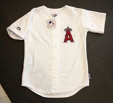 Los Angeles Angels Anaheim Majestic Youth Batting Practice Jersey New With Tags
