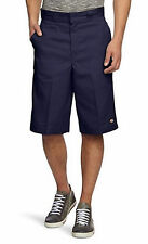 "Dickies Navy Men's 13"" Multi-Pocket Loose Fit Work Shorts Style # 42283"