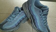 NIKE AIR MAX 95 GS JUNIOR BOYS TRAINERS SIZE UK4EUR36.5 GENUINE GOOD CONDITION