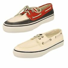 Mens Sperry Boat Shoes Label Bahama -W