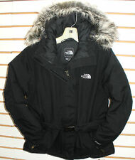 THE NORTH FACE WOMENS GREENLAND DOWN JACKET- #A8WZ- NEW- TNF BLACK- SMALL