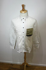 creep hiroshi awai workwear outdoor military clothing white shirt technical MED