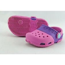 Crocs Electro II Clog Toddler US 5 Pink Clogs Pre Owned 5172