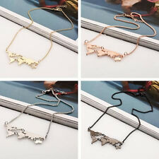 World map Pendant necklace Exaggerated Hot Combination New Fashion Personality