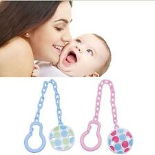 Boy Dummy New Soother Toddler Toy Pacifier Holder Girl Infant Baby Chain Clip