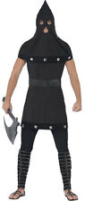 Adult Dungeon Master Medieval Executioner Halloween Fancy Dress Costume 44356