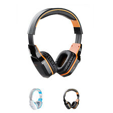 Wireless Bluetooth 4.1 Stereo Game Headphone Headset Support NFC with Mic for PC
