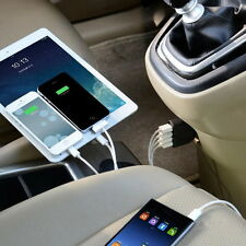 4-Port Good Quality Universal USB Car Charger Power Adapter For iPhone 5 6 NEW P