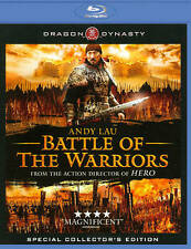 Battle of the Warriors (Special Collector's Edition) [Blu-ray] by Andy Lau, Zhi