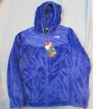 THE NORTH FACE girls Lrg XL starry purple Oso super plush hoodie jacket NEW